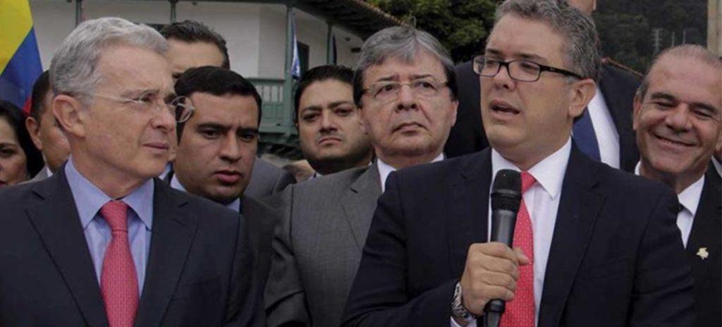 Consulta anticorrupción crea la primera separación entre Duque y Uribe    LaRegional.net   Noticias, Análisis y Opinión